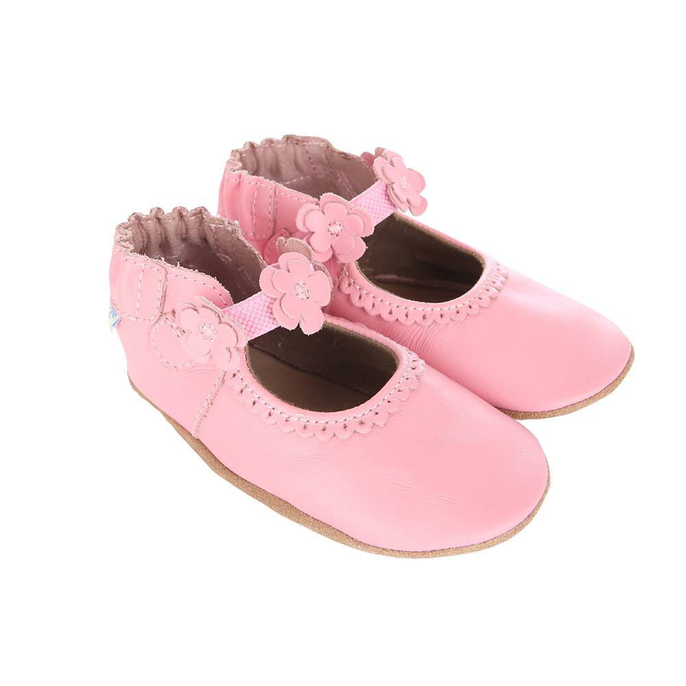 Robeez Girls Soft Sole Shoes