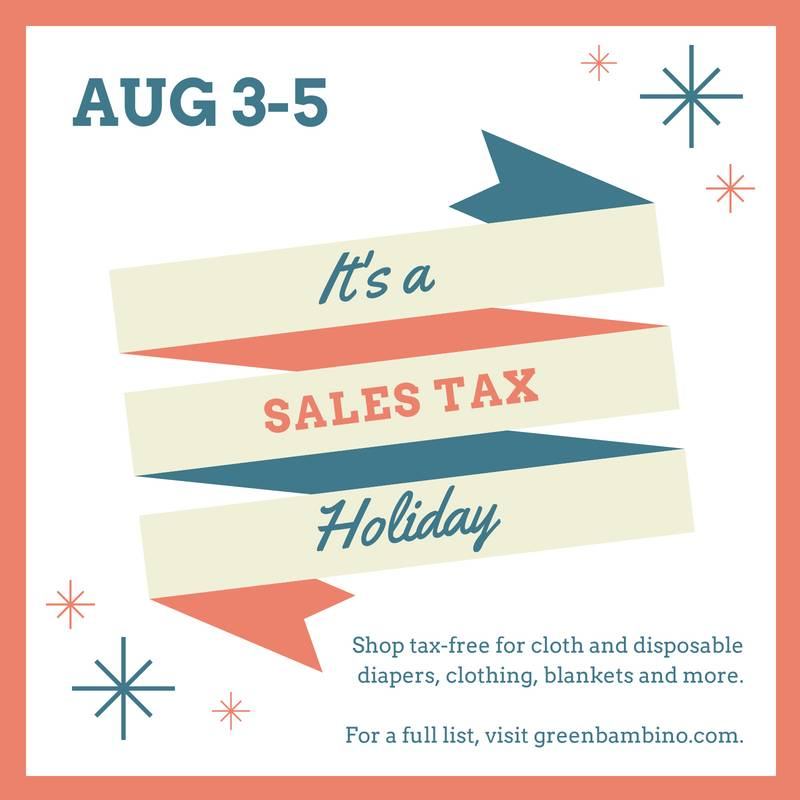 Oklahoma's Sales Tax Holiday