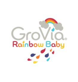 GroVia GroVia Rainbow Baby Limited Edition