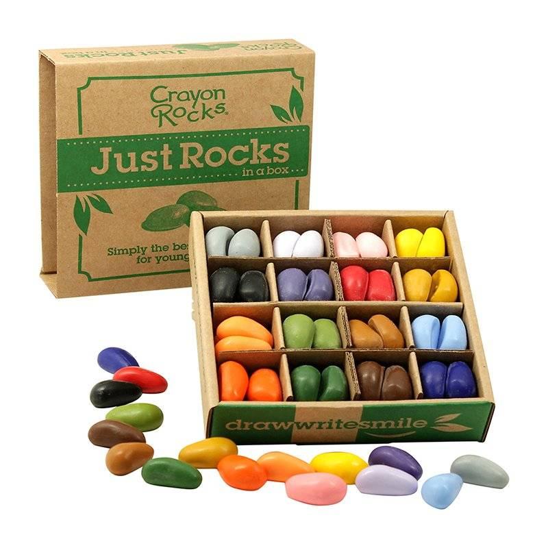 Crayon Rocks Crayon Rocks In A Box 64 pieces