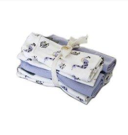 Kyte Bamboo Washcloth 5-pack