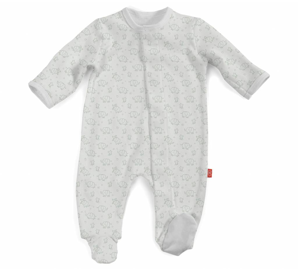 Magnetic Me Organic Cotton Magnetic Footie