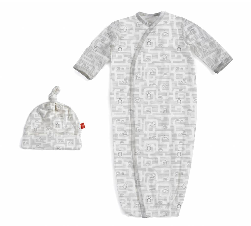 Magnetic Me Modal Magnet Sack Gown