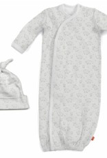 Magnetic Me Organic Cotton Gown Set
