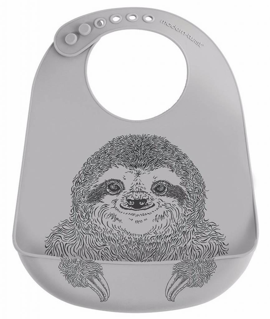 Bucket Bib Sloth