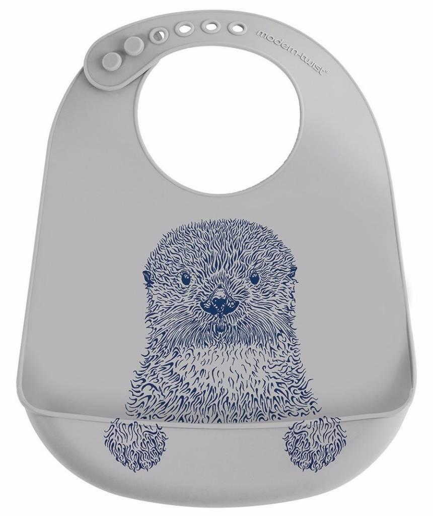 Bucket Bib Otter