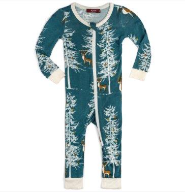 Milkbarn Holiday 2018 Bamboo Pajamas