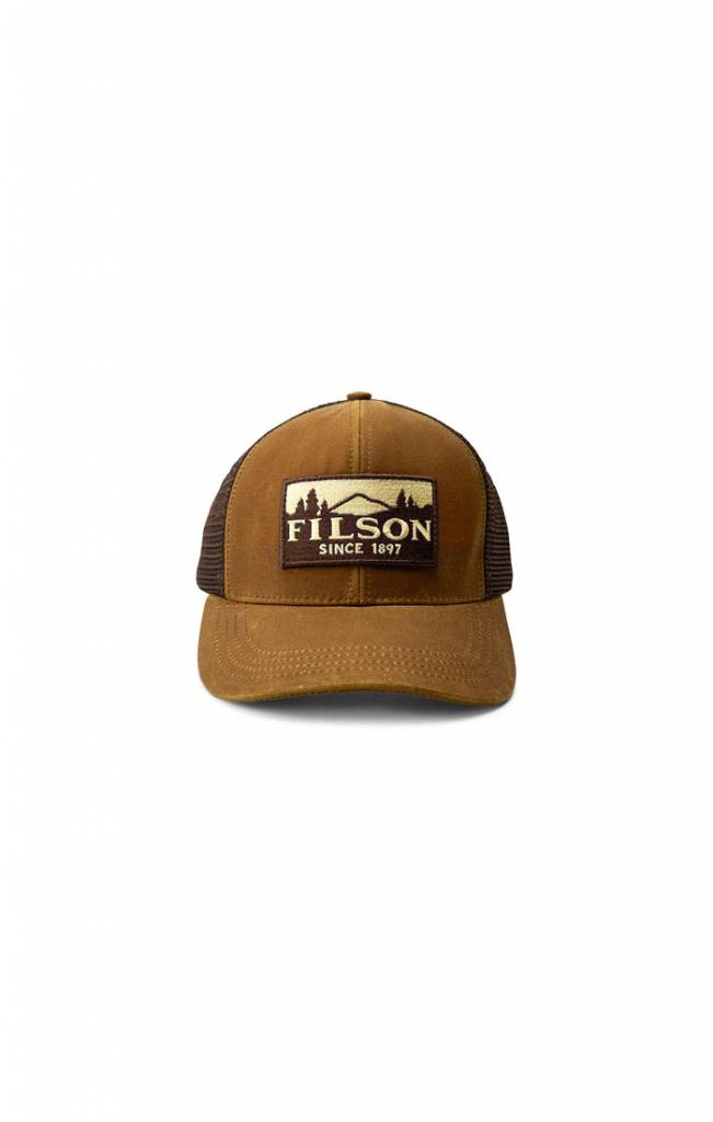 Filson Logger Mesh Cap