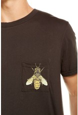 Chaser Garden Bee Pocket Tee