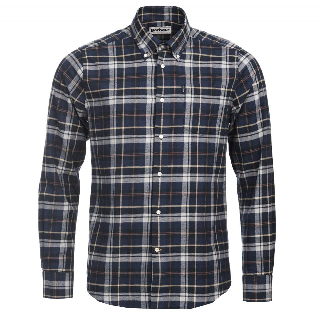 Barbour Blane Highland Check Tailored Shirt