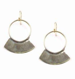 Soko Paddle Earring