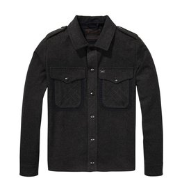 Scotch & Soda Monsieur Scotch Shirt Jacket