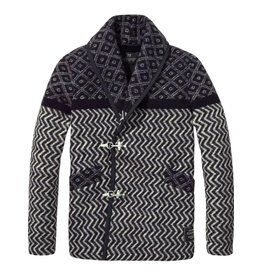 Scotch & Soda Wool Blanket Jacket