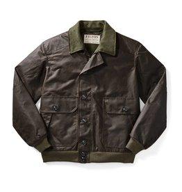 Filson Ranger Oil Cloth Bomber