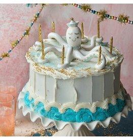 One Hundred 80 Degrees Octopus Cake Topper