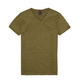 Scotch & Soda Heart Breaker V-neck Tee