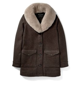 Filson Womens Wool Trapper Coat