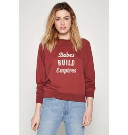 Amuse Society Babes Build Empires Sweatshirt