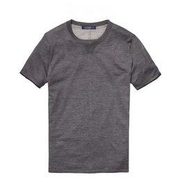 Scotch & Soda Merino Wool T- Shirt