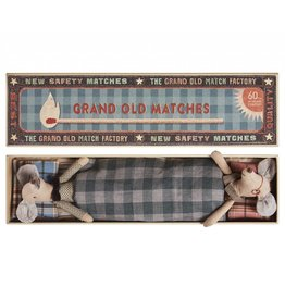 Grand Ma and Pa in Matchbox