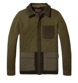 Scotch & Soda Wool Field Jacket