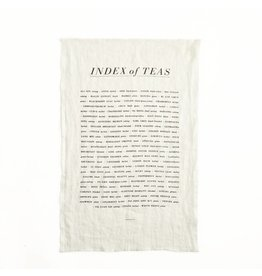 Index of Tea Towel