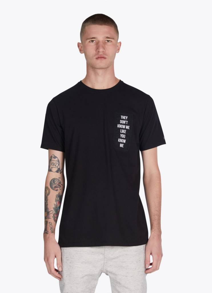 Zanerobe They Don't Know Me Tee