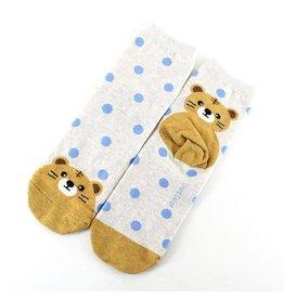 Pretty Persuasions Zoo Socks