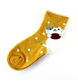 Pretty Persuasions Sassy Cats Socks
