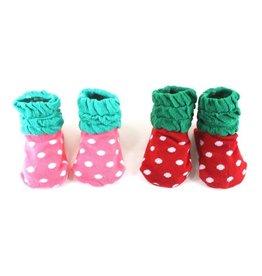 Pretty Persuasions Shortcake Baby Socks