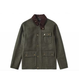 Barbour Huntroyde Wool Jacket