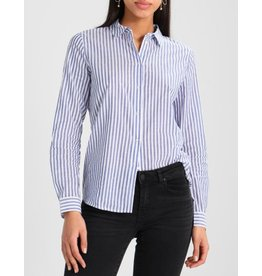 Scotch & Soda Modern Classics Striped Button Up