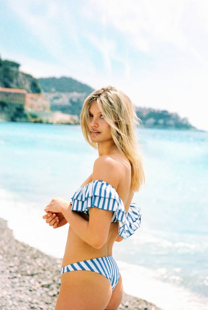 Amuse Society Emma Bralette Swim Top