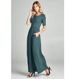 Tea N Rose Everyday Maxi Dress
