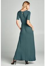 Tea N Rose Everyday Maxi Dress