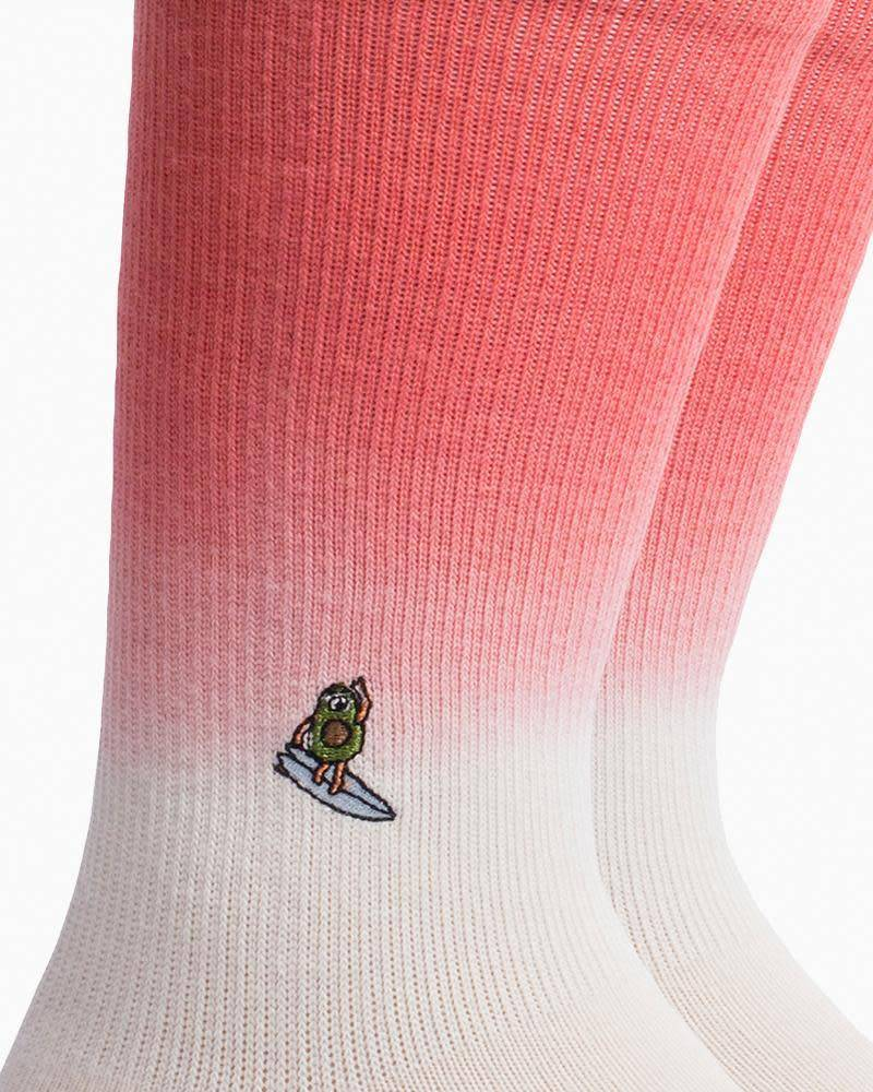 Richer Poorer Avocado Men's Socks