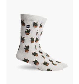 Richer Poorer Prickly Men's Socks