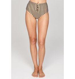 Amuse Society Chantal High Waist Swim Bottom
