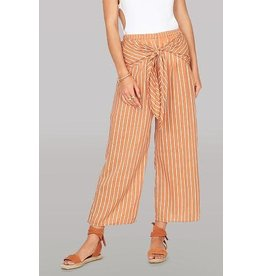 Amuse Society Blurred Stripe Pant