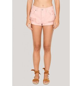 Amuse Society Crossroads Short Pink