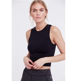 Free People Seamless Crop Top