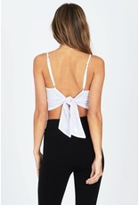 Amuse Society Sunny Afternoon Crop Top