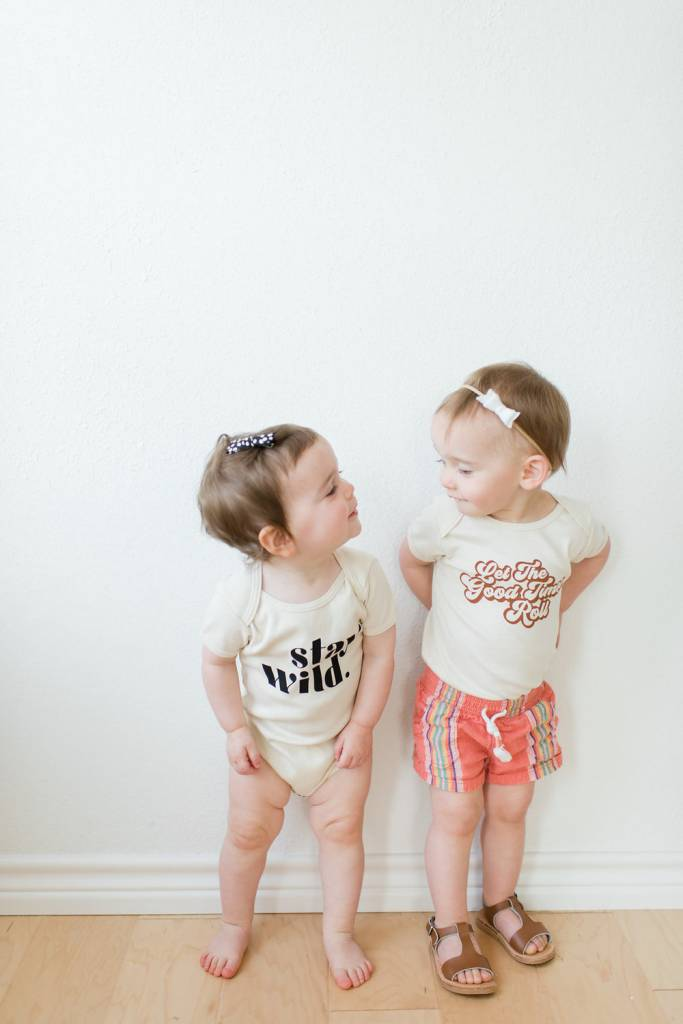Ramble and Co Let The Good Times Roll Kids Tee