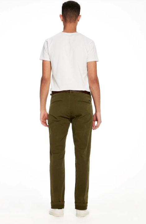 Scotch & Soda Stuart Regular Fit Chino
