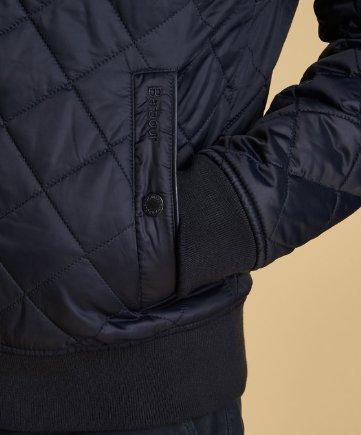 Barbour Edderton Quilt Bomber Jacket