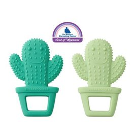Ore' Originals Happy Cactus Silicone Teether
