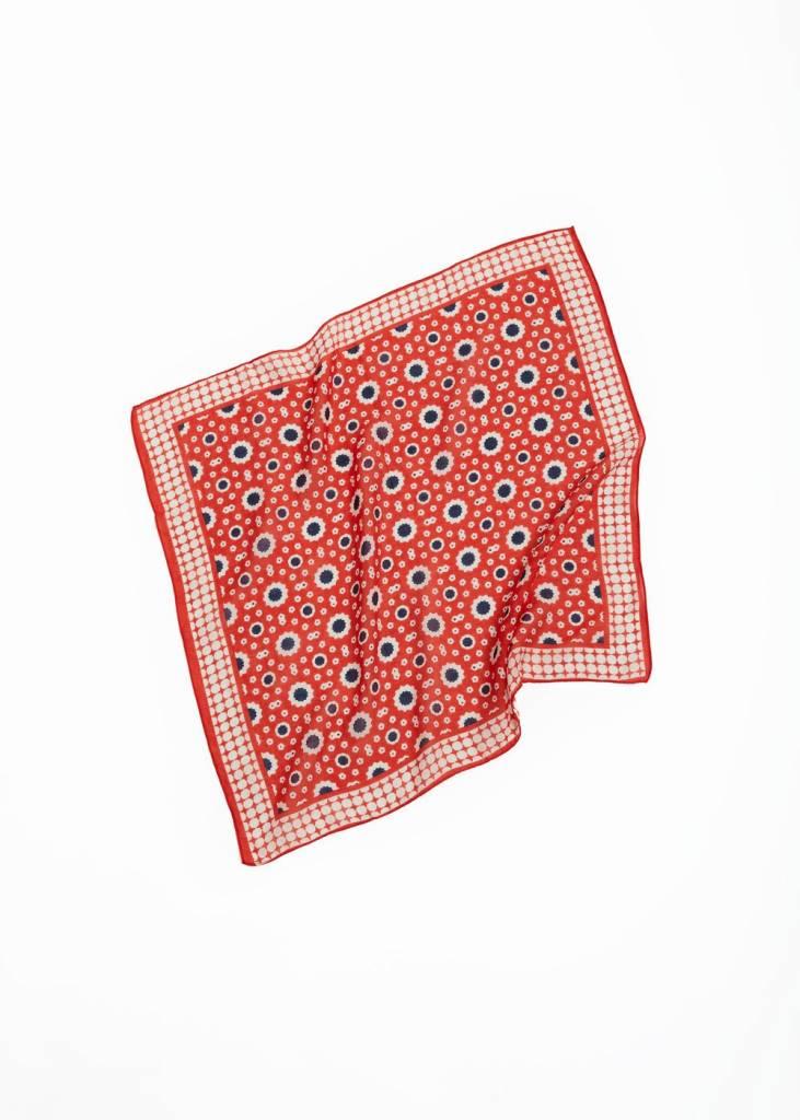 Red Gem Stone Bandana HeadScarf
