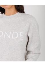 Brunette Blonde Middle Sister Crew