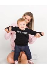 Brunette Kid Blonde Crew