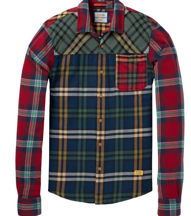 Scotch & Soda Favourite Shirt - Mix and Match